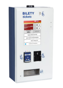 Mobile ticket machine BM-06