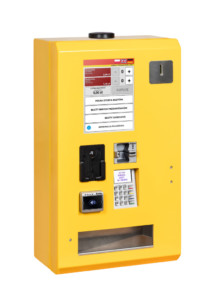 Mobile ticket machine BM-07