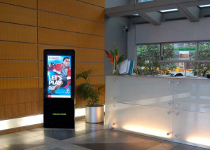 Multimedia Kiosks New Light