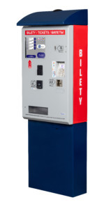 Stationary ticket vending machines BS-09