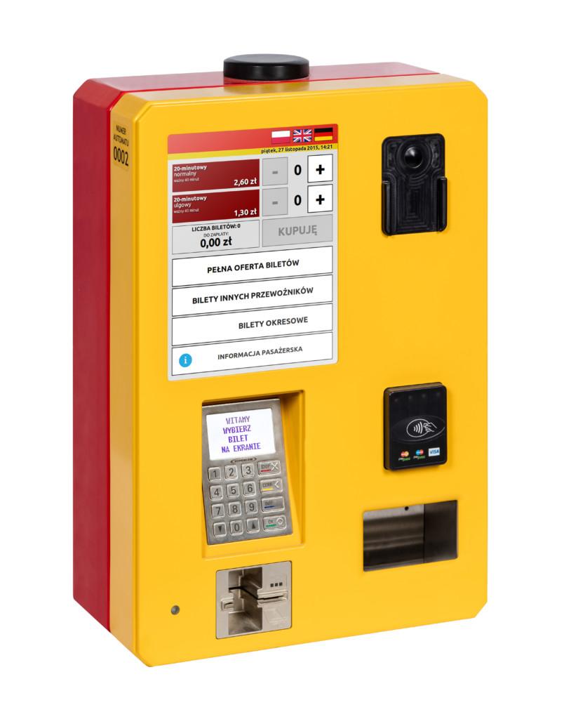 Мобильный автомат BM-102