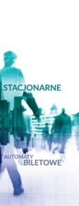 Biletomaty stacjonarne - katalog