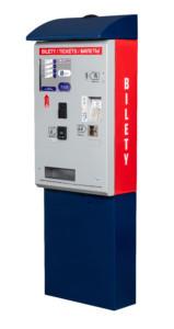 Stationäre Fahrkartenautomaten BS-09